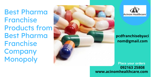 Best Pharma Franchise Products from Best Pharma Franchise Company Monopoly