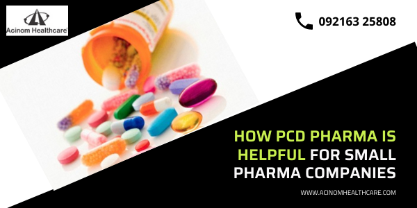 How PCD pharma is helpful for small pharma companies