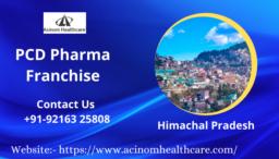 PCD Franchise in Himachal Pradesh