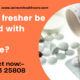 How can fresher be benefited with Pharma Franchise